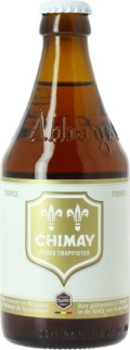 Chimay Triple / Blanche &#40;White&#41; / Cinq Cents - Abbey Tripel