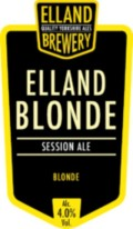 Elland Best Bitter - Bitter