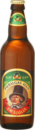 Piebalgas Alus - Pale Lager