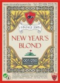Struise New Years Blond - Belgian Strong Ale