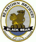 Beartown Black Bear - Mild Ale