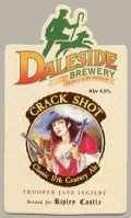 Daleside Crackshot Ale - English Strong Ale