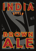 Foothills India Brown Ale - Brown Ale
