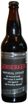 Midnight Sun Berserker - Imperial Stout