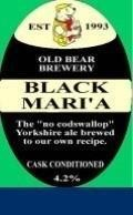 Old Bear Black Maria - Stout
