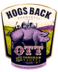 Hogs Back OTT (Old Tongham Tasty) - English Strong Ale