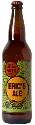 New Belgium Lips of Faith - Erics Ale - Sour Ale/Wild Ale