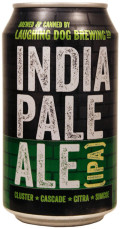 Laughing Dog India Pale Ale - India Pale Ale &#40;IPA&#41;