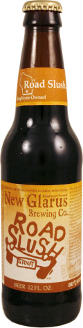 New Glarus Road Slush Stout - Sweet Stout