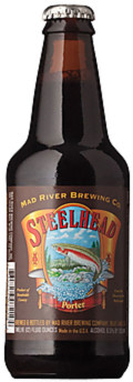 Mad River Steelhead Scotch Porter - Porter
