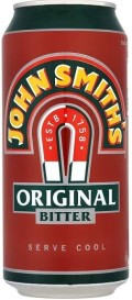 John Smiths Original Bitter / Extra Smooth - Bitter