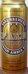 Faxe Amber - Amber Lager/Vienna
