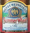 Henry Weinhards Summer Wheat Ale - Wheat Ale