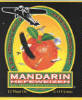 Lang Creek Mandarin Hefeweizen - Fruit Beer