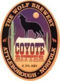 Wolf Coyote  - Bitter
