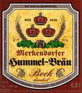 Hummel-Bru Bock Dunkel - Dunkler Bock
