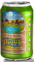 Twin Lakes Greenville Pale Ale  - American Pale Ale