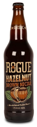 Rogue HazelNut Brown Nectar - Brown Ale