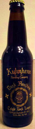 Kuhnhenn Dark Heathen Triple Bock  - Doppelbock