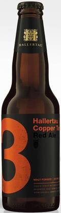 Hallertau Copper Tart  - Irish Ale