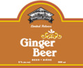 Granville Island Ginger Beer - Spice/Herb/Vegetable