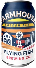 Flying Fish Farmhouse Summer Ale - Golden Ale/Blond Ale