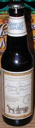 Samuel Adams James Madison Dark Wheat Ale - Dunkelweizen