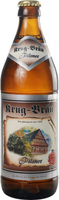 Krug-Bru Pilsner - Pilsener