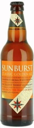 Dark Star Sunburst &#40;Bottle&#41; - Golden Ale/Blond Ale