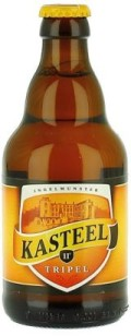 Kasteelbier Tripel Blonde 11% - Abbey Tripel