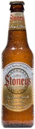 Stoneys Beer - Pale Lager