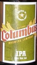Columbus Brewing IPA - India Pale Ale (IPA)