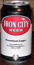 Iron City Beer - Pale Lager