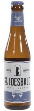 St. Idesbald Triple - Abbey Tripel