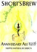 Shorts Anniversary Ale 2006/2007 Part One - American Strong Ale 