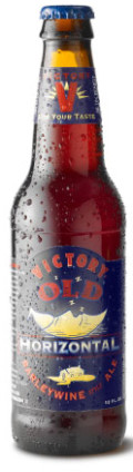 Victory Old Horizontal - Barley Wine