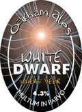 Oakham White Dwarf  - Wheat Ale