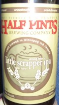 Half Pints Little Scrapper IPA - India Pale Ale (IPA)