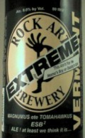 Rock Art Magnumus ete Tomahawkus ESB2 Ale - American Strong Ale 