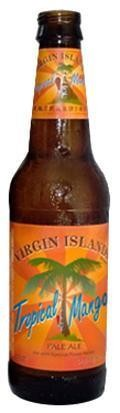 St. John Brewers Virgin Islands Tropical Mango Pale Ale - Fruit Beer