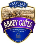 Salopian Abbey Gates - Bitter