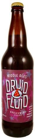 Middle Ages Druid Fluid - Barley Wine