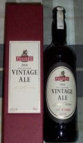 Fullers Vintage Ale 2006 - English Strong Ale