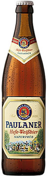 Paulaner Hefe-Weissbier - German Hefeweizen