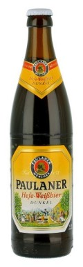 Paulaner Hefeweissbier Dunkel - Dunkelweizen