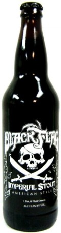 Beer Valley Black Flag Imperial Stout - Imperial Stout