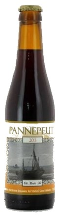 Struise Pannept - Old Monks Ale - Pannepeut - Belgian Strong Ale