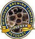 Michigan Brewing Petoskey Pilsner - Pilsener