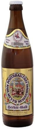 Postbrauerei Herbst-Gold - Oktoberfest/Mrzen