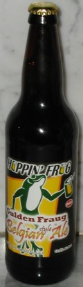 Hoppin Frog Gulden Fraug - Belgian Strong Ale